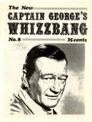 Memory Lane Publications's New Captain George's Whizzbang Issue # 8