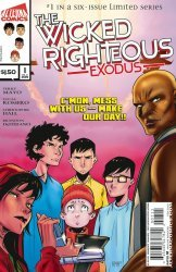 Alterna Comics's Wicked Righteous Issue # 1