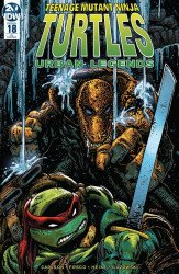 IDW Publishing's Teenage Mutant Ninja Turtles: Urban Legends Issue # 18ri