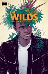 Black Mask Studios's The Wilds Issue # 5