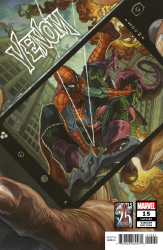Marvel Comics's Venom Issue # 15b