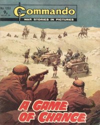 D.C. Thomson & Co.'s Commando: War Stories in Pictures Issue # 1253
