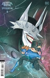 DC Comics's Dark Nights: Death Metal - Speed Metal Issue # 1b