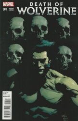 Marvel's Death of Wolverine Issue # 1e