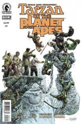 Dark Horse's Tarzan on the Planet of the Apes Issue # 2