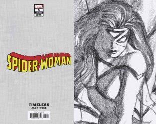Marvel Comics's Spider-Woman Issue # 5q