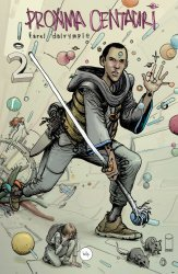 Image Comics's Proxima Centauri Issue # 2