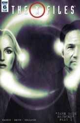 IDW Publishing's X-Files Issue # 6