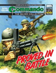 D.C. Thomson & Co.'s Commando: For Action and Adventure Issue # 5338