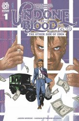 AfterShock Comics's Undone By Blood or The Other Side Of Eden Issue # 1b