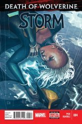 Marvel's Storm Issue # 4