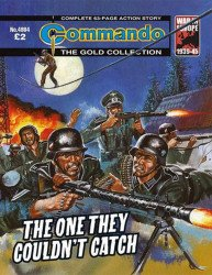 D.C. Thomson & Co.'s Commando: For Action and Adventure Issue # 4984
