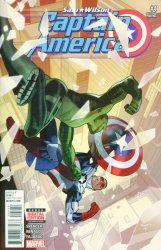 Marvel's Captain America: Sam Wilson Issue # 4b