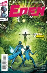 Alterna Comics's Eden Issue # 4