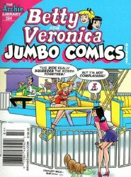 Archie Comics Group's Betty and Veronica: Double Digest Magazine (Jumbo Comics) Issue # 284