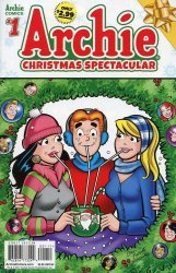 Archie Comics Group's Archie Christmas Spectacular Issue # 1