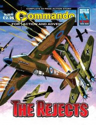 D.C. Thomson & Co.'s Commando: For Action and Adventure Issue # 5349