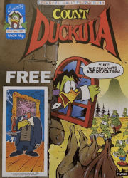 Celebrity Comics's Count Duckula Issue # 20