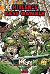 Osprey Publishing's Graphic History: Hitler's Last Gamble - Battle of the Bulge Soft Cover # 1