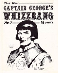 Memory Lane Publications's New Captain George's Whizzbang Issue # 7