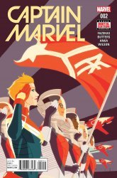 Marvel Comics's Captain Marvel Issue # 2