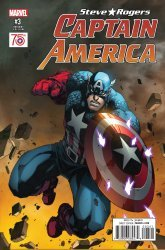 Marvel's Captain America: Steve Rogers Issue # 3d