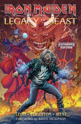Heavy Metal's Iron Maiden: Legacy of the Beast TPB # 1b