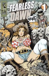 Atom Bomb Comics's Fearless Dawn: Shorts Issue # 1