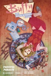 Dark Horse Comics's Buffy: The High School Years TPB # 3