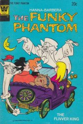 Gold Key's Funky Phantom Issue # 10whitman