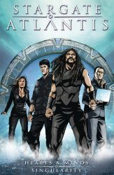 American Mythology's Stargate Atlantis TPB # 2