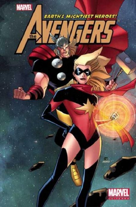 Marvel universe avengers earth 39 s mightiest heroes 1 marvel comics - Heros avengers ...