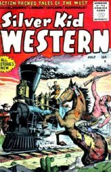 Key Publications's Silver Kid Western Issue # 5