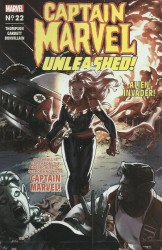 Marvel Comics's Captain Marvel Issue # 22c