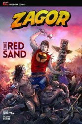 Epicenter Comics's Zagor: The Red Sand Soft Cover # 1