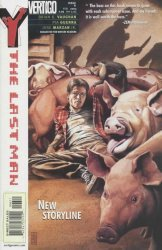 Vertigo's Y: The Last Man Issue # 6