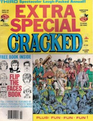 Major Magazines's Extra Special Cracked Issue # 3