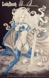 Coffin Comics's Lady Death: Moments Issue # 1c