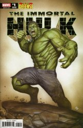 Marvel Comics's Immortal Hulk: The Best Defense Issue # 1b