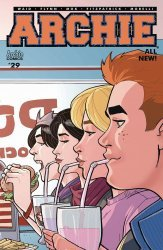 Archie Comics Group's Archie Issue # 29b