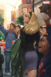 Marvel Comics's Gwen Stacy Issue # 1g