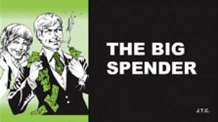 Chick Publications's The Big Spender Issue nn