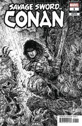 Marvel Comics's Savage Sword Of Conan Issue # 1d