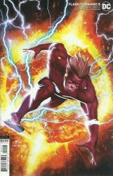 DC Comics's Flash Forward Issue # 5b