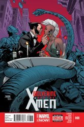 Marvel's Wolverine and The X-Men Issue # 8