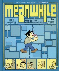 Harry N. Abrams Books's Meanwhile: 10th Anniversary Edition Hard Cover # 1