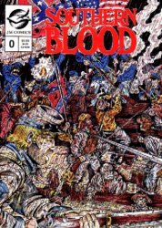 JM Comics's Southern Blood Issue # 0