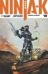 Valiant Entertainment's Ninja-K Issue # 10