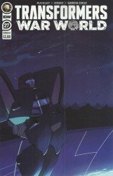 IDW Publishing's Transformers Issue # 27b