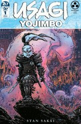 IDW Publishing's Usagi Yojimbo Issue # 1ri-c